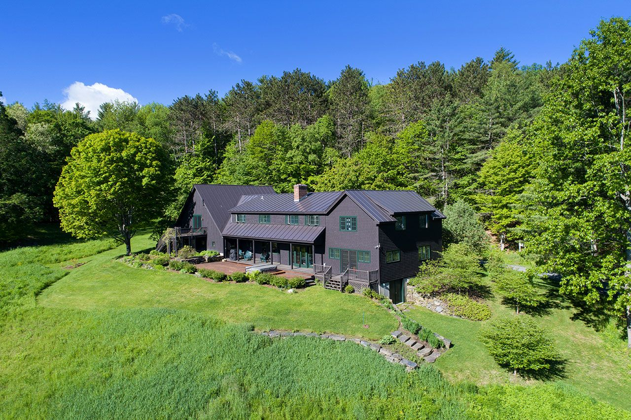 Single Family Home for Sale at Happy Hill Rd 15 Happy Hill Rd Norwich, Vermont,05055 United States