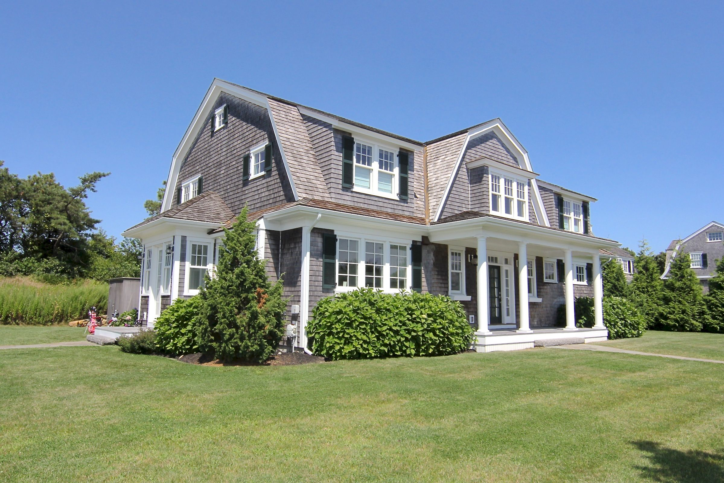 Single Family Home for Sale at 18 Field Club Drive 18 Field Club Drive Edgartown, Massachusetts,02539 United States