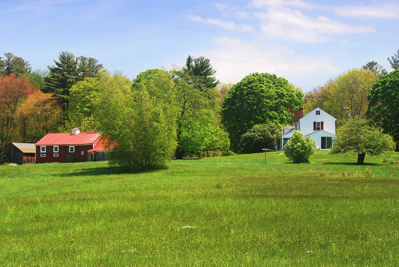 Single Family Home for Sale at Freedom Farm 374 Harvard Road Bolton, Massachusetts,01740 United States