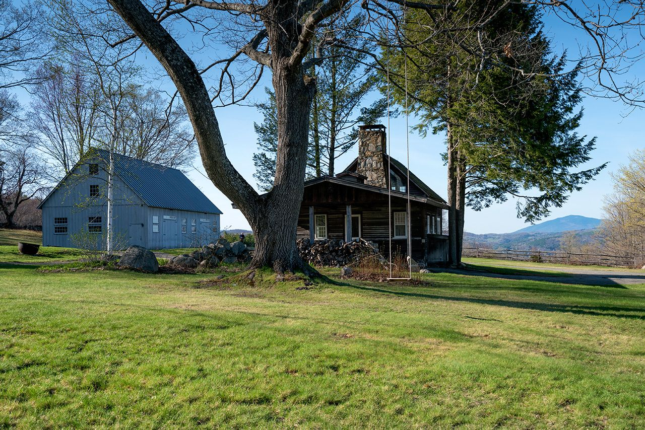 Additional photo for property listing at Clover Hill 315 Parker Hill Springfield, Vermont,05156 United States