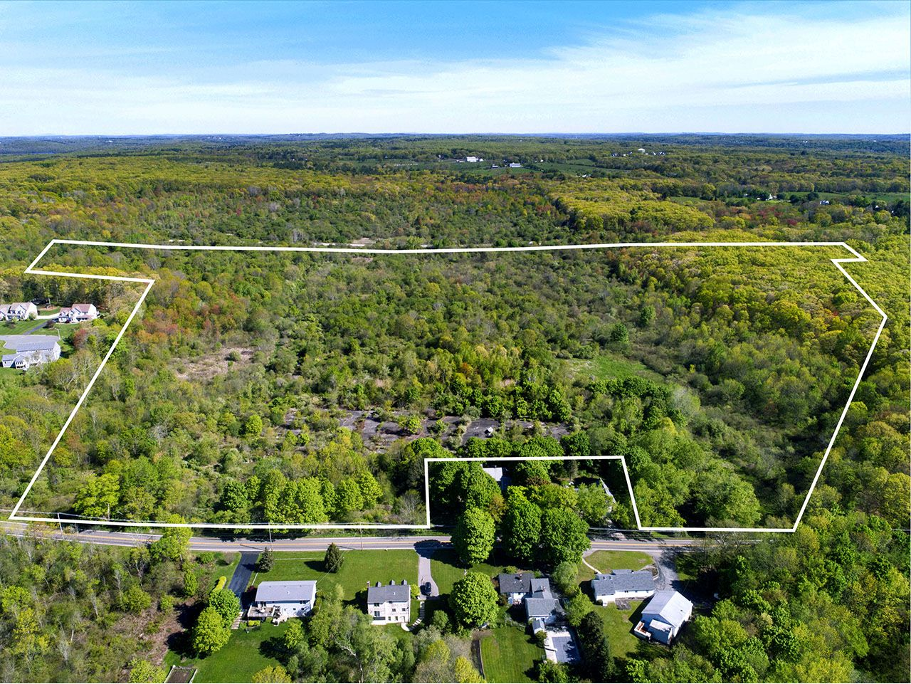 Additional photo for property listing at North Attleborough Development Opportunity 0 Hickory Road North Attleboro, Massachusetts,02760 Stati Uniti
