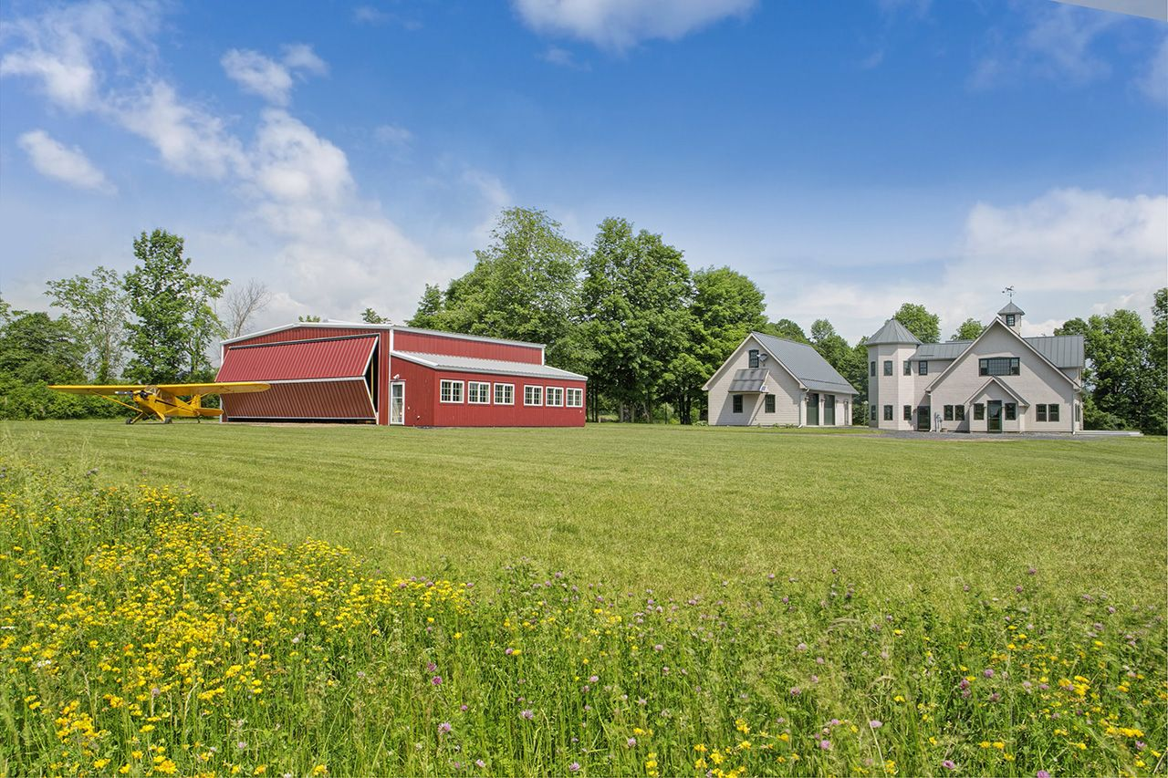 Single Family Home for Sale at Twin View Farm 1075 Grandey Addison, Vermont,05491 United States
