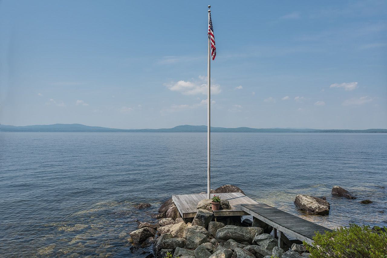 Single Family Home for Sale at Westerly on Sebago Lake 42 Windward Raymond, Maine,04071 United States