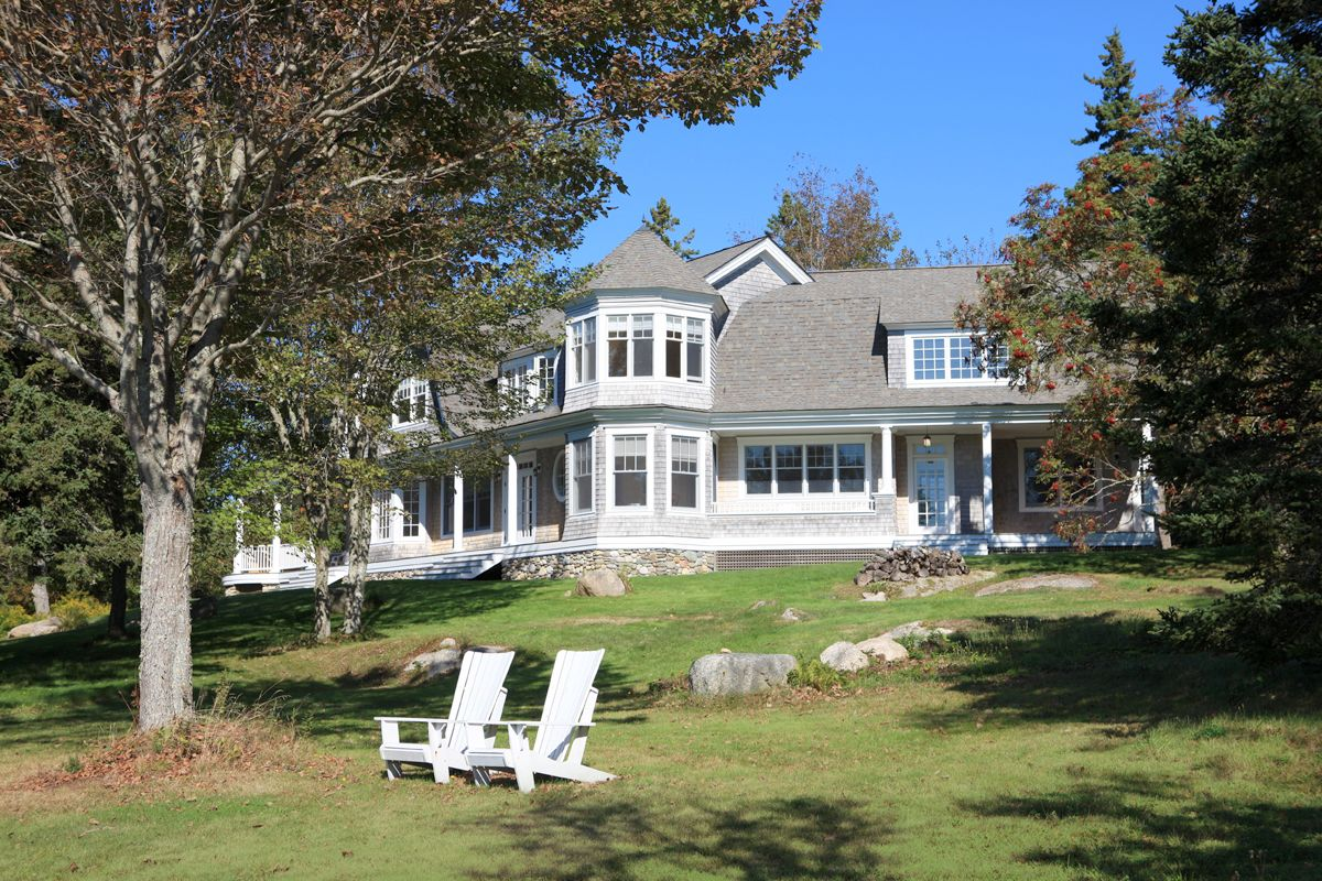 Additional photo for property listing at Windsong 40 Kelley Point Road Brooklin, Maine,04616 United States