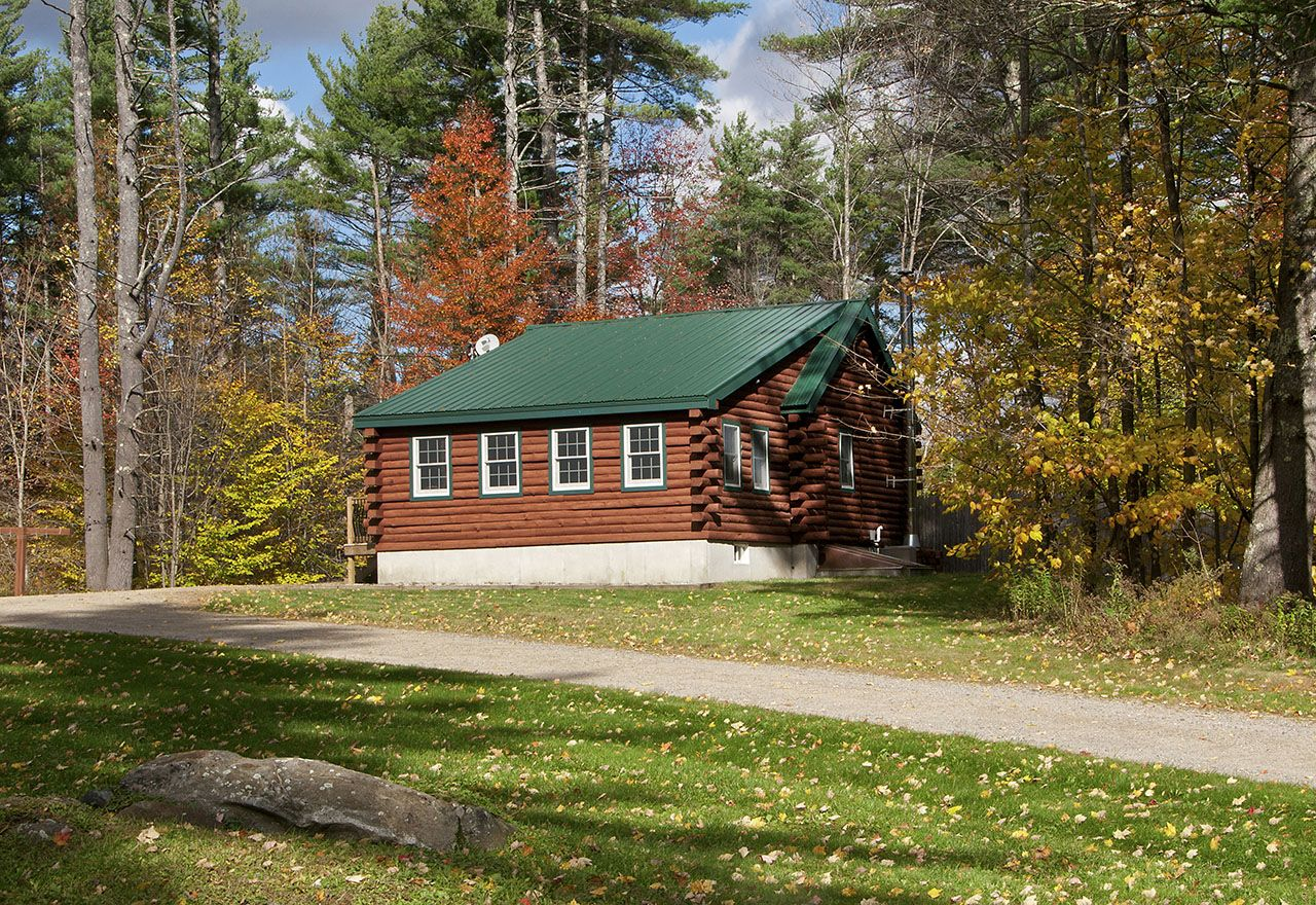 Additional photo for property listing at Fleetwood Farm 280 Cleveland Hill Rd Tamworth, New Hampshire,03886 Usa