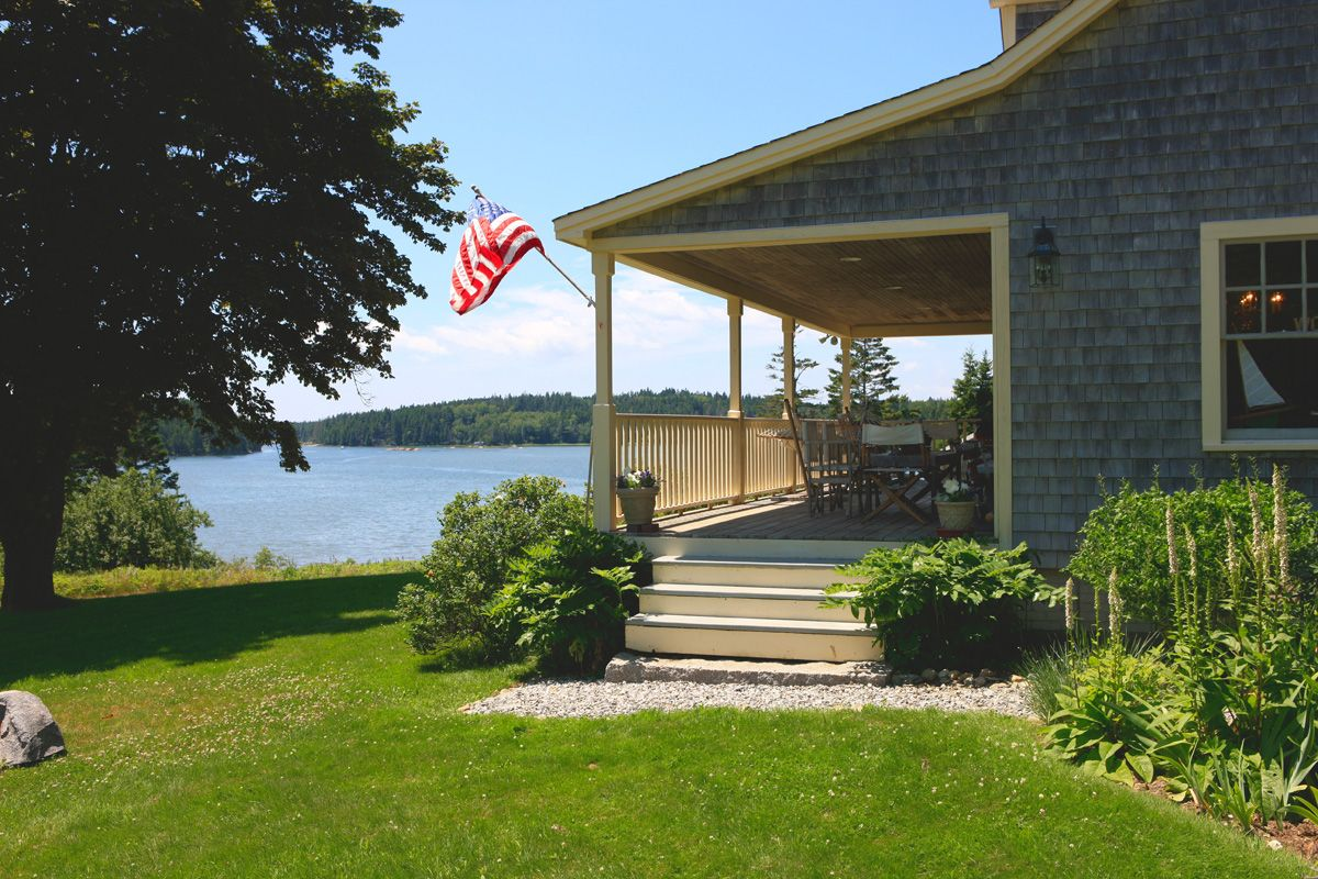 Single Family Home for Sale at Cove Meadow 15 Cove Meadow Road Stonington, Maine,04681 United States