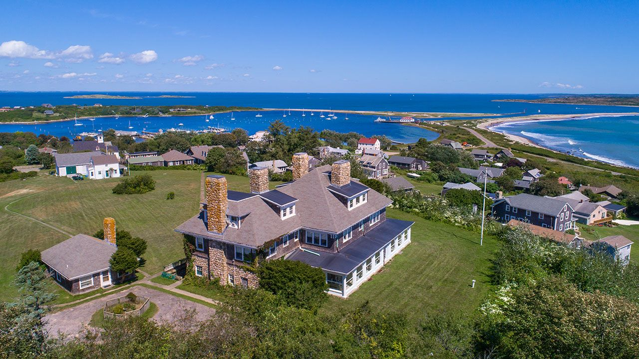 Single Family Home for Sale at Winter House, The Annex, and Rose Cottage 100 Broadway Gosnold, Massachusetts,02713 United States