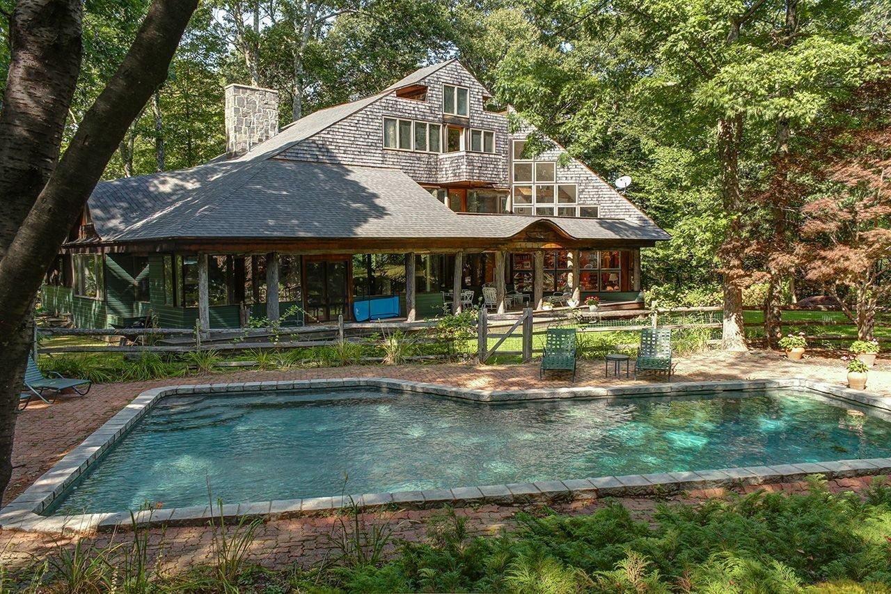 Single Family Home for Sale at The Treehouse 720 West Road Richmond, Massachusetts,01254 United States