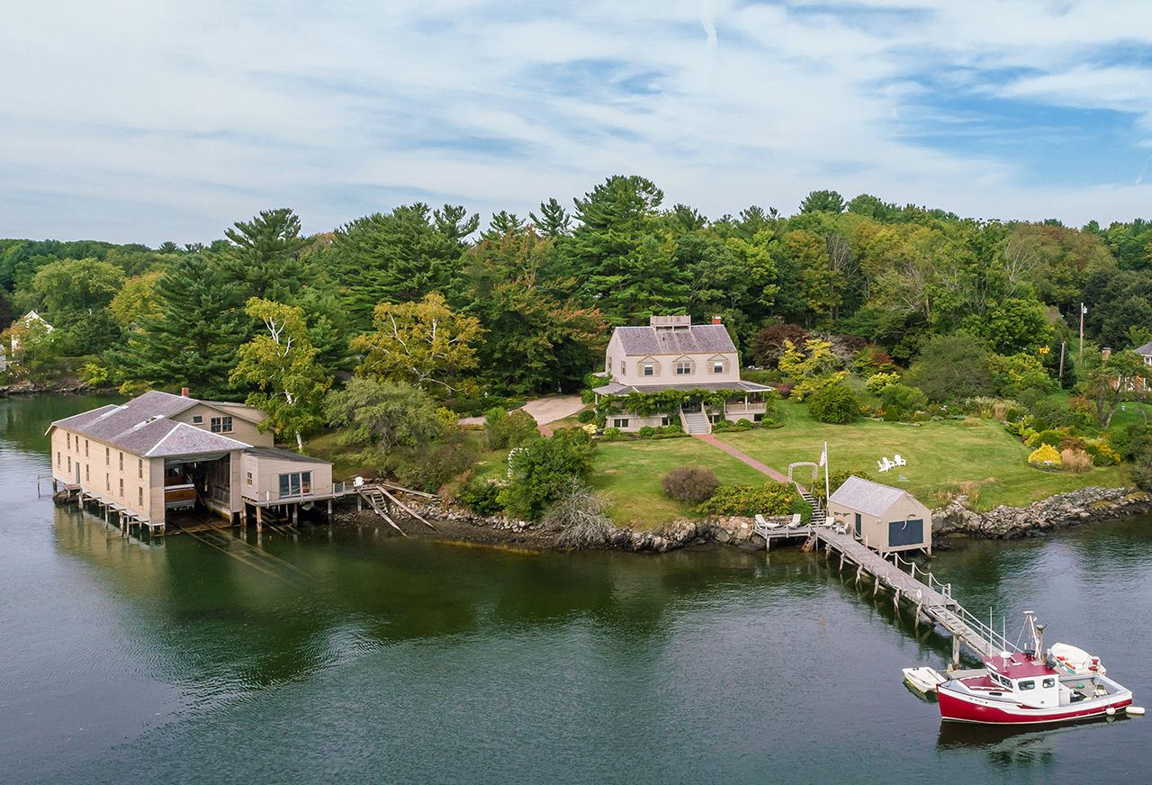 Vivienda unifamiliar por un Venta en The Ledges Kittery, Maine,Estados Unidos