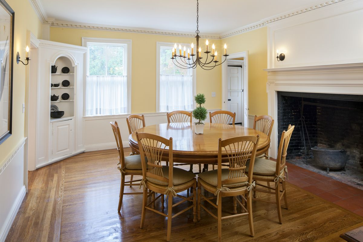 Additional photo for property listing at The John Abbott House 56 Central Street Andover, マサチューセッツ,01810 アメリカ合衆国