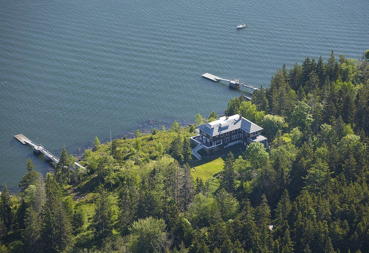 Additional photo for property listing at Stonecrop 1608 North Haven Road Vinalhaven, メーン,04863 アメリカ合衆国