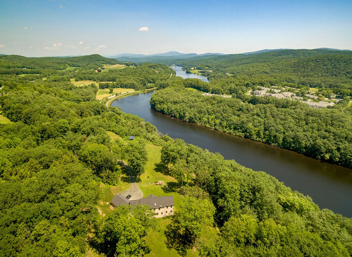 Single Family Home for Sale at Riverpoint 134 Goodrich Four Corners Norwich, Vermont,05055 United States