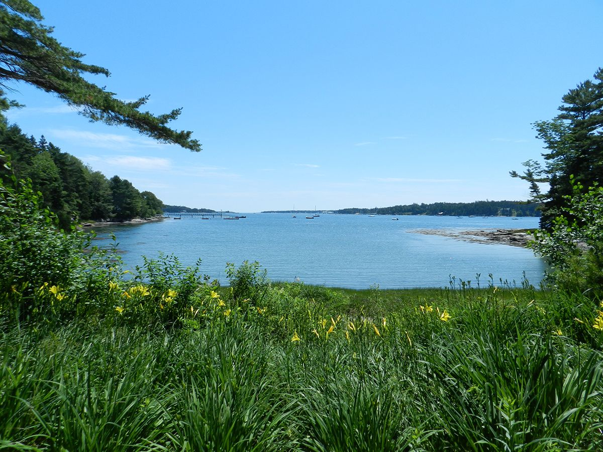 Single Family Home for Sale at The Killick 12 Connor Point Lane Southwest Harbor, Maine,04679 United States