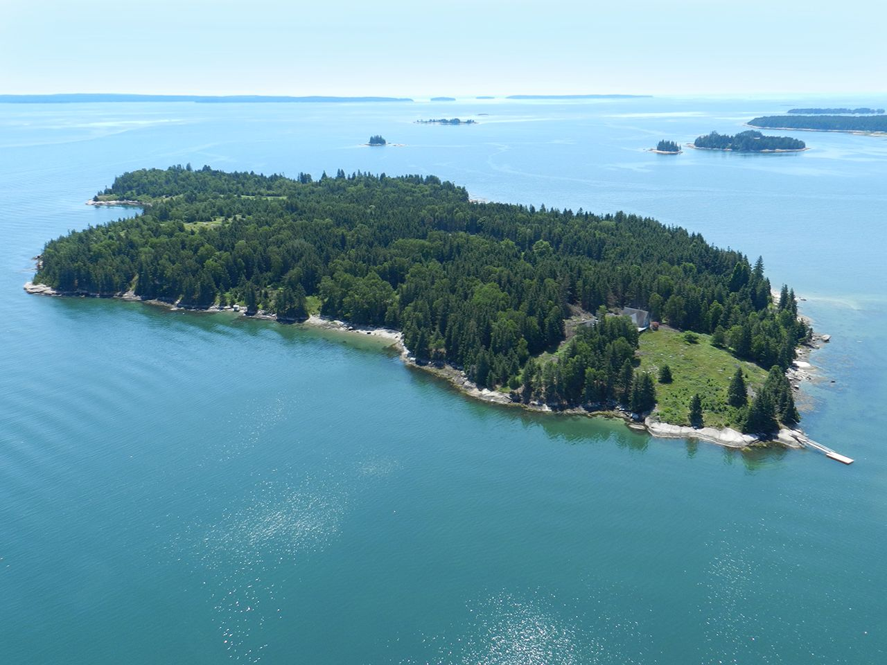 Single Family Home for Sale at White Island 00 White Island Deer Isle, Maine,04627 United States