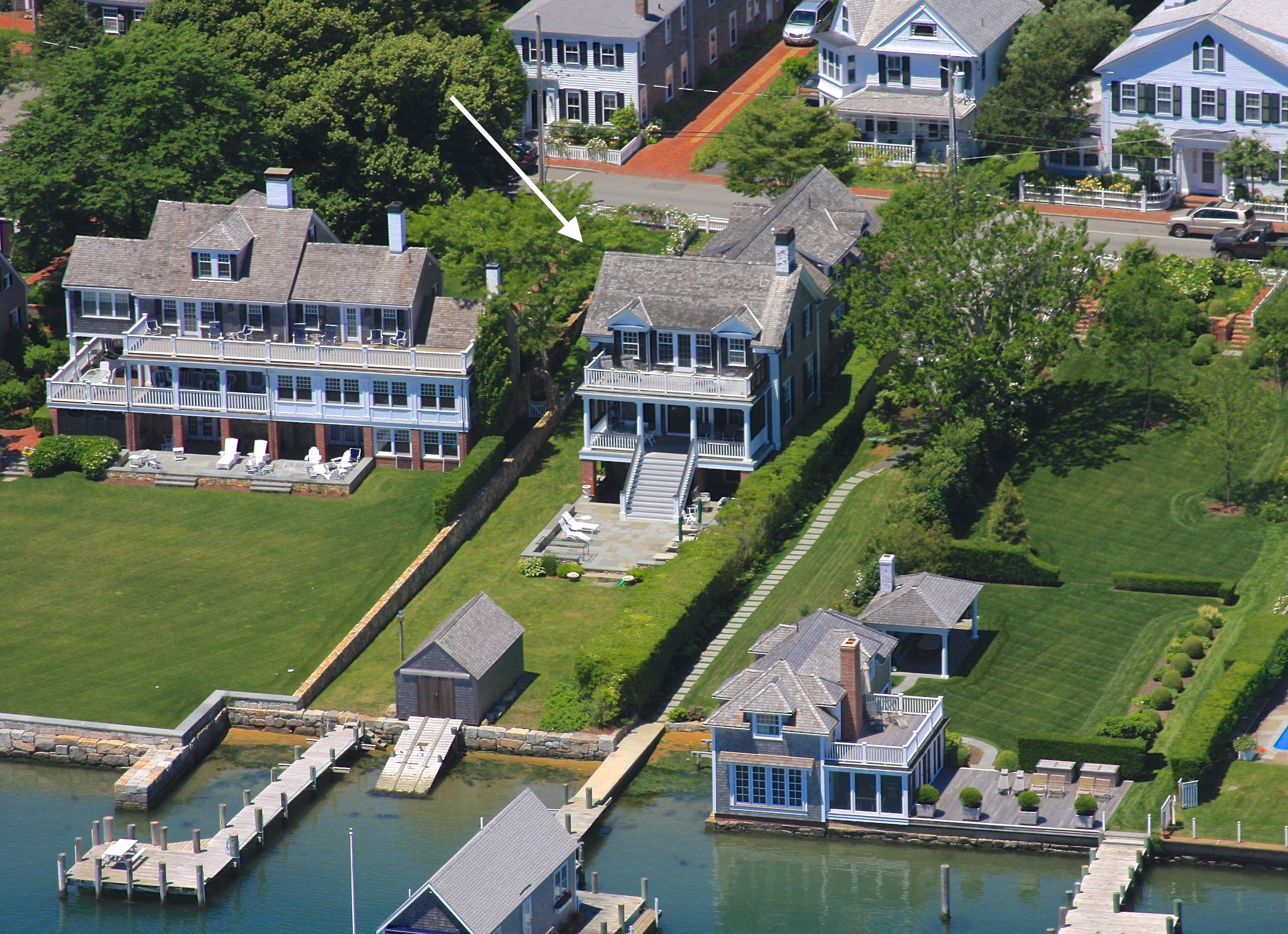 Villa per Vendita alle ore 53 South Water Street 53 Water Edgartown, Massachusetts,02539 Stati Uniti