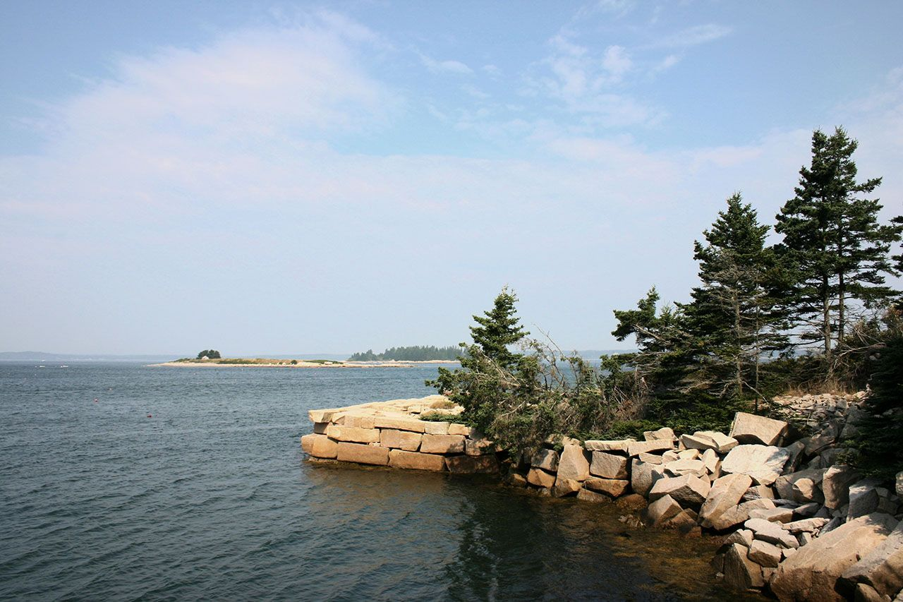 Additional photo for property listing at High Island 0 High Island Spruce Head, 緬因州,04859 美國