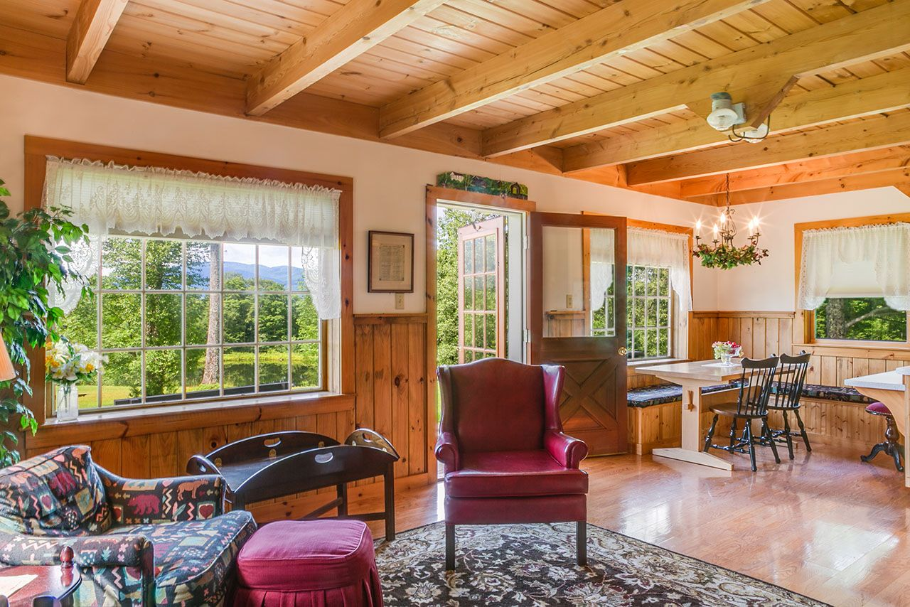 Additional photo for property listing at Burnt Mountain at Jay Peak 1761 Regan Montgomery, Vermont,05470 États-Unis