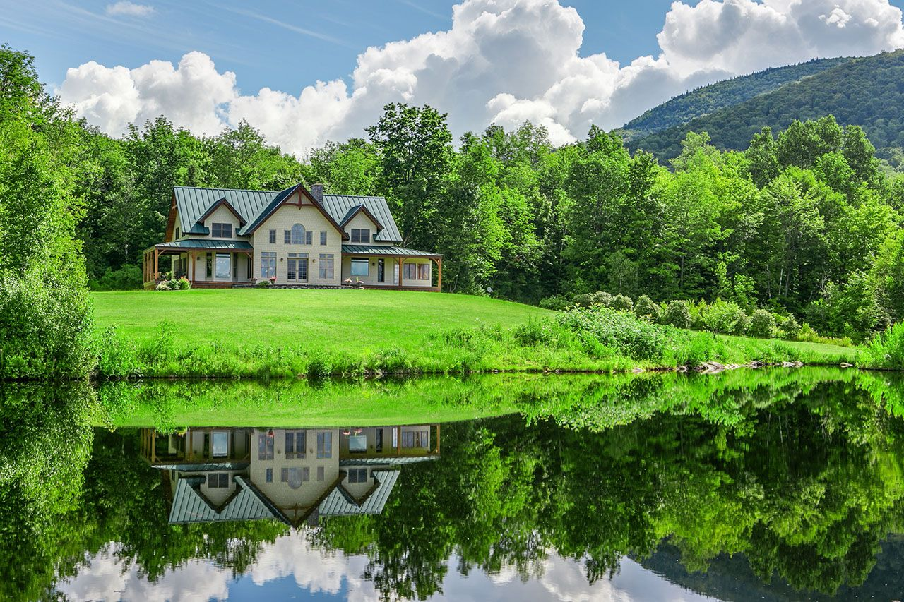 Additional photo for property listing at Burnt Mountain at Jay Peak 1761 Regan Montgomery, Vermont,05470 Stati Uniti