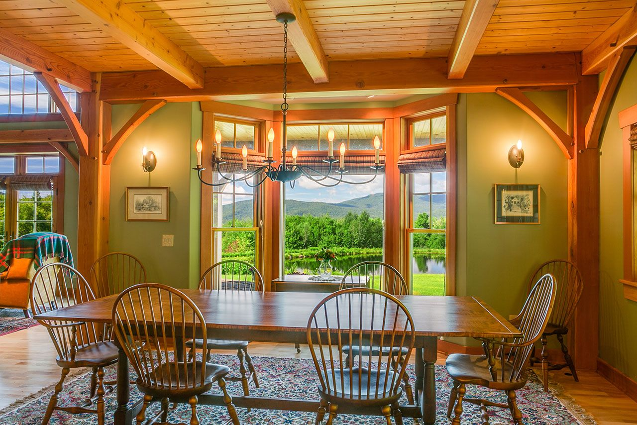 Additional photo for property listing at Burnt Mountain at Jay Peak 1761 Regan Montgomery, Vermont,05470 Estados Unidos