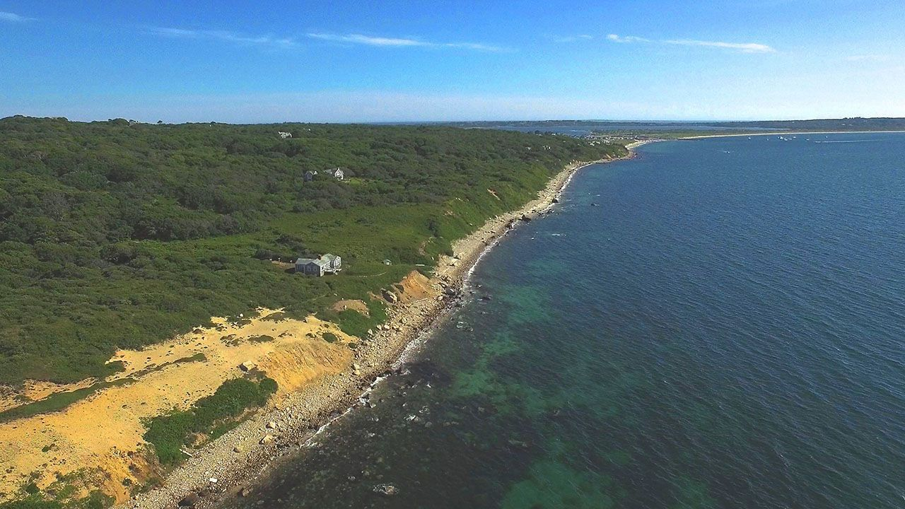 Single Family Home for Sale at 4 Gosnold Way 4 Gosnold Way Chilmark, Massachusetts,02535 United States
