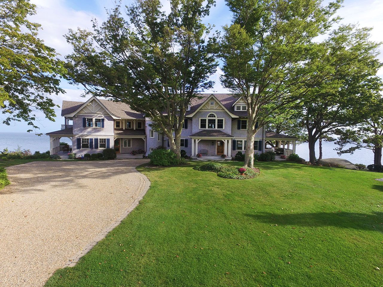 Additional photo for property listing at Oceanfront Compound with 2 Residences 33-35 Coolidge Point Manchester By The Sea, Massachusetts,01944 United States