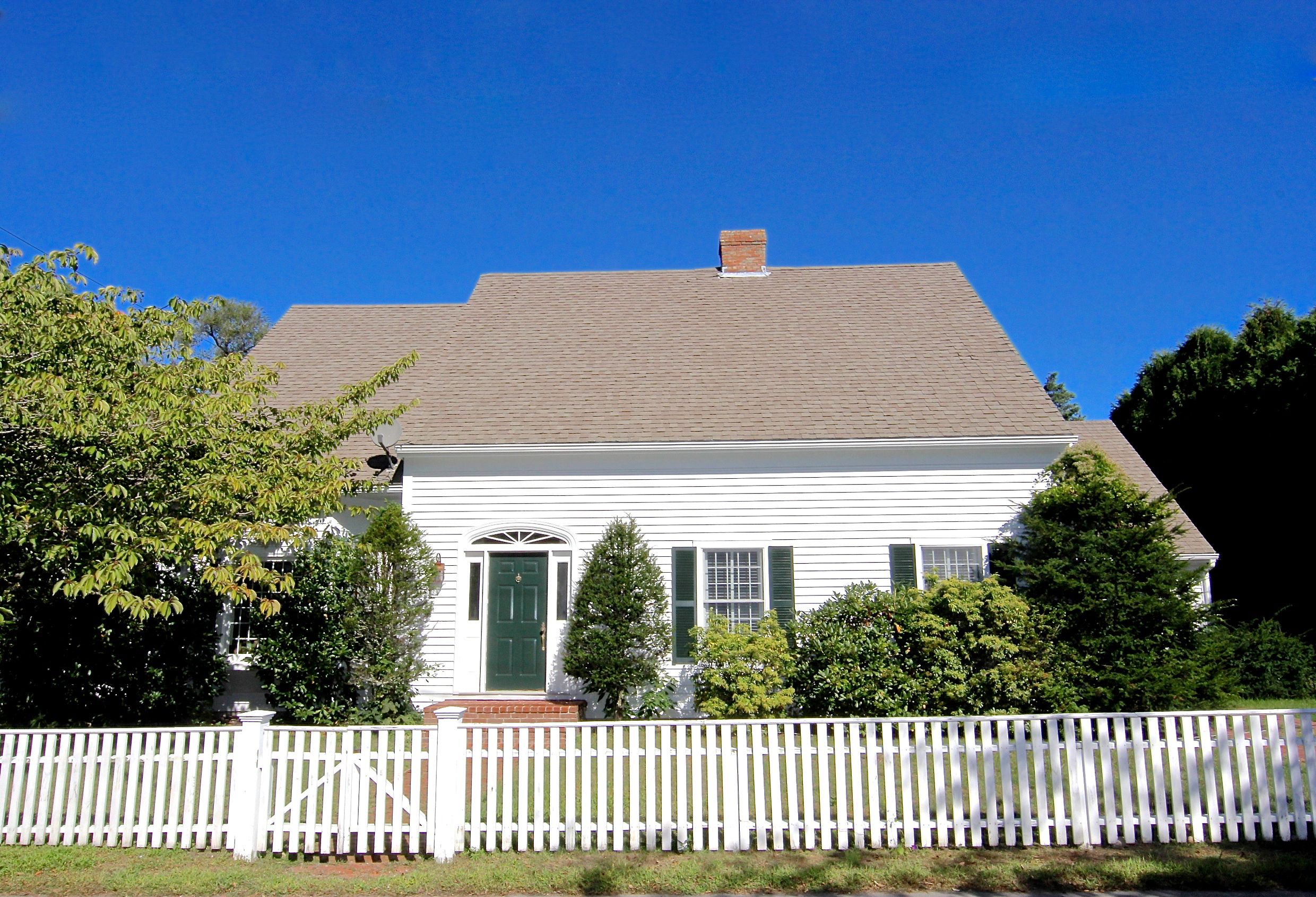 Vivienda unifamiliar por un Venta en 55 Cottage Street Edgartown, Massachusetts,02539 Estados Unidos