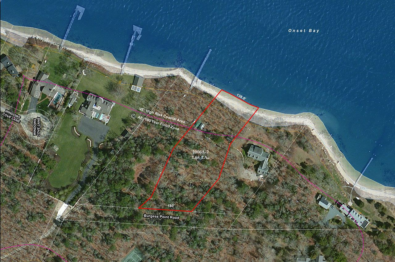 Additional photo for property listing at Burgess Point Waterfront 0 Point Road Wareham, Massachusetts,02571 Estados Unidos