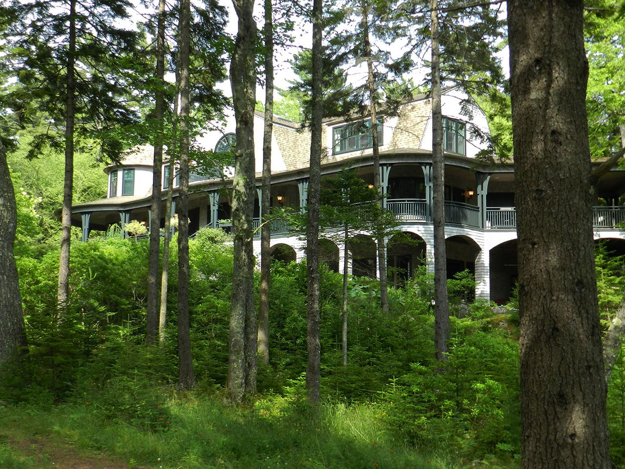 Additional photo for property listing at Fairview 320 Sound Drive Northeast Harbor, Maine,04662 United States