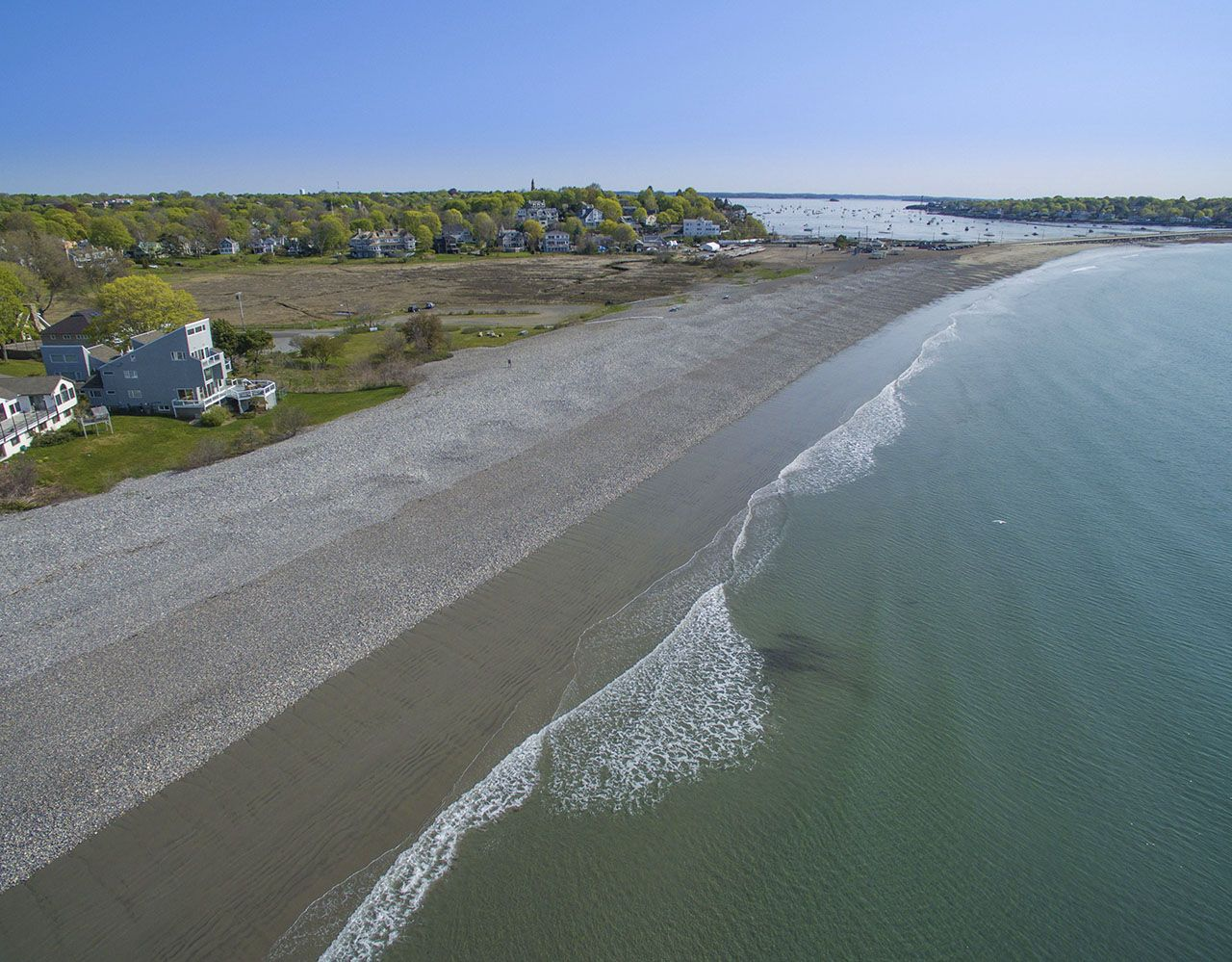 Single Family Home for Sale at 13 Goldthwait Road Oceanfront Marblehead, Massachusetts,01945 United States