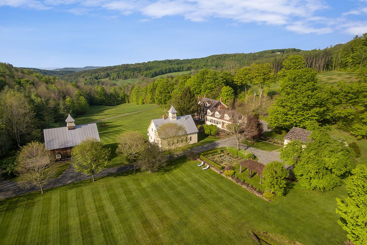 Single Family Home for Sale at Glenmorgan 630 Morgan Hill Rd Woodstock, Vermont,05091 United States