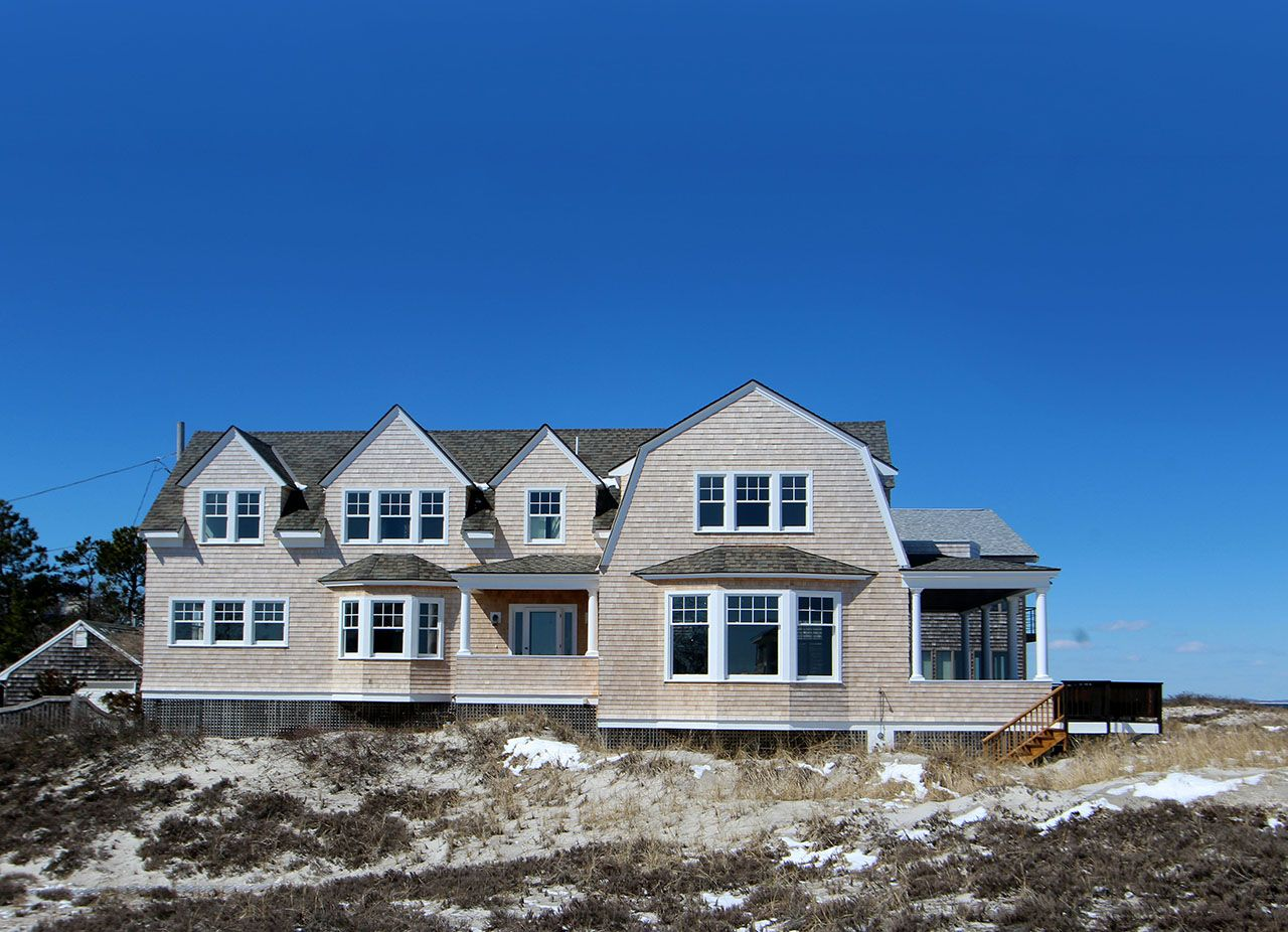 Single Family Home for Sale at Wingaersheek Beachfront 87R Wingaersheek Road Gloucester, Massachusetts,01930 United States