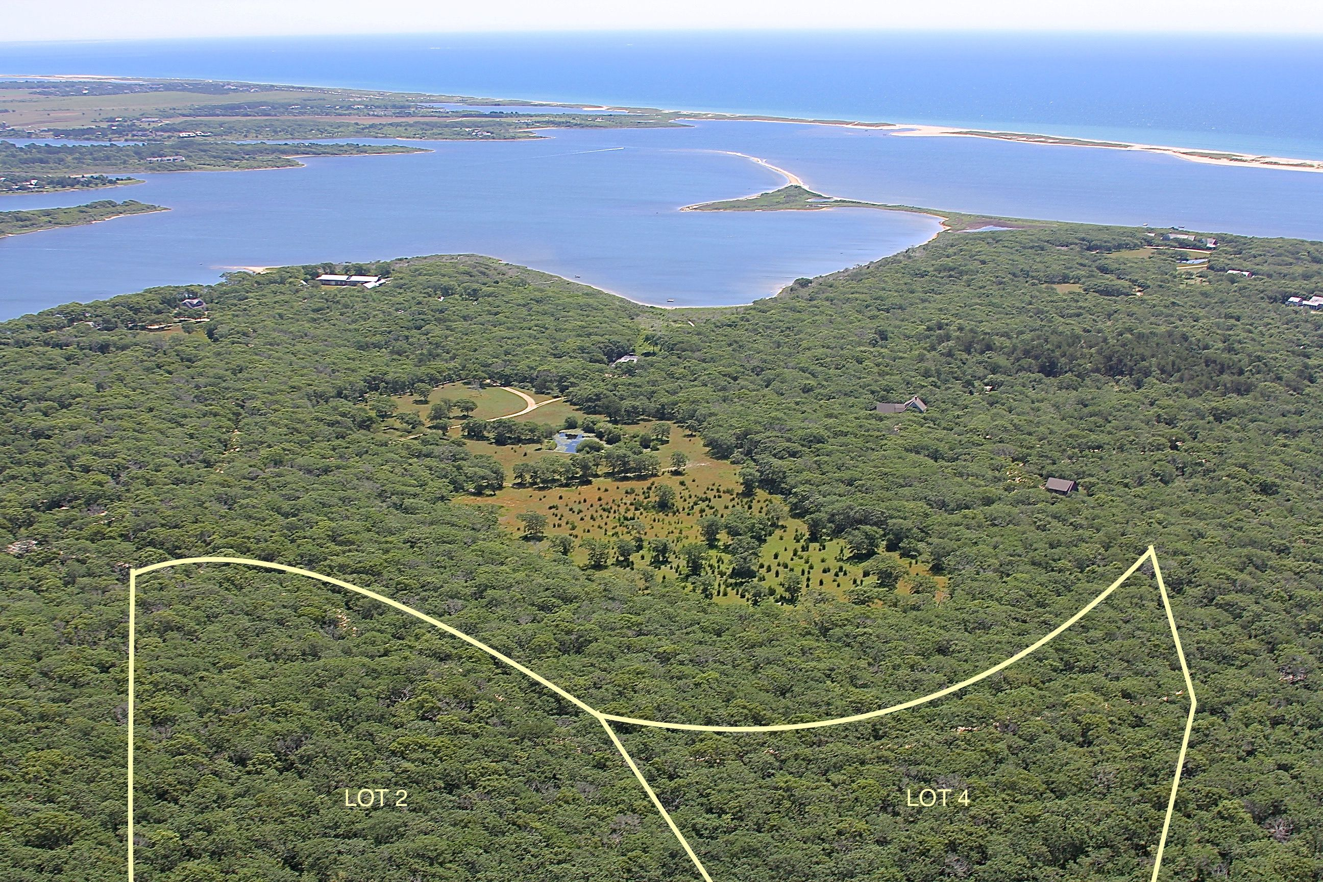 Vivienda unifamiliar por un Venta en 2 Jacobs Neck Road 2 Jacobs Neck Road Edgartown, Massachusetts,02539 Estados Unidos