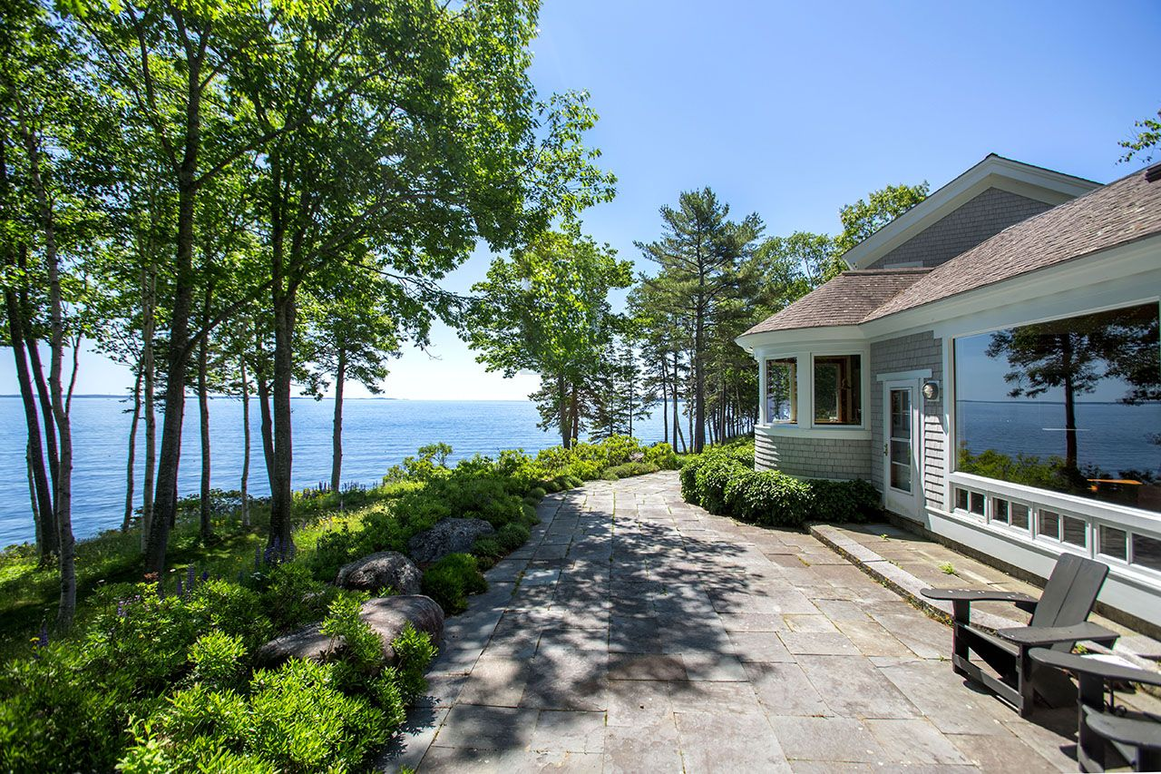 Single Family Home for Sale at 14 Eastward on the Ocean 14 Eastward Rockport, Maine,04856 United States