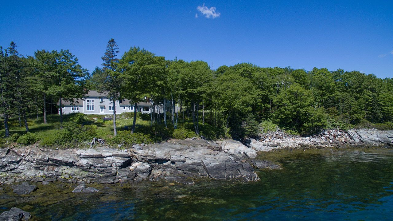 Additional photo for property listing at 14 Eastward on the Ocean  Rockport, Maine,04856 Estados Unidos