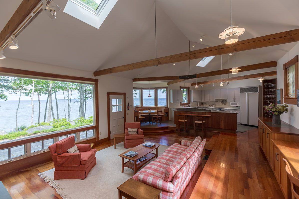 Additional photo for property listing at 14 Eastward on the Ocean  Rockport, Maine,04856 Hoa Kỳ