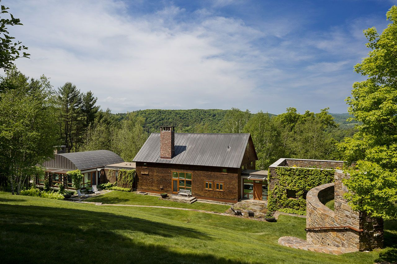 Single Family Home for Sale at Pomstockchee 460 Pomfret Woodstock, Vermont,05091 United States