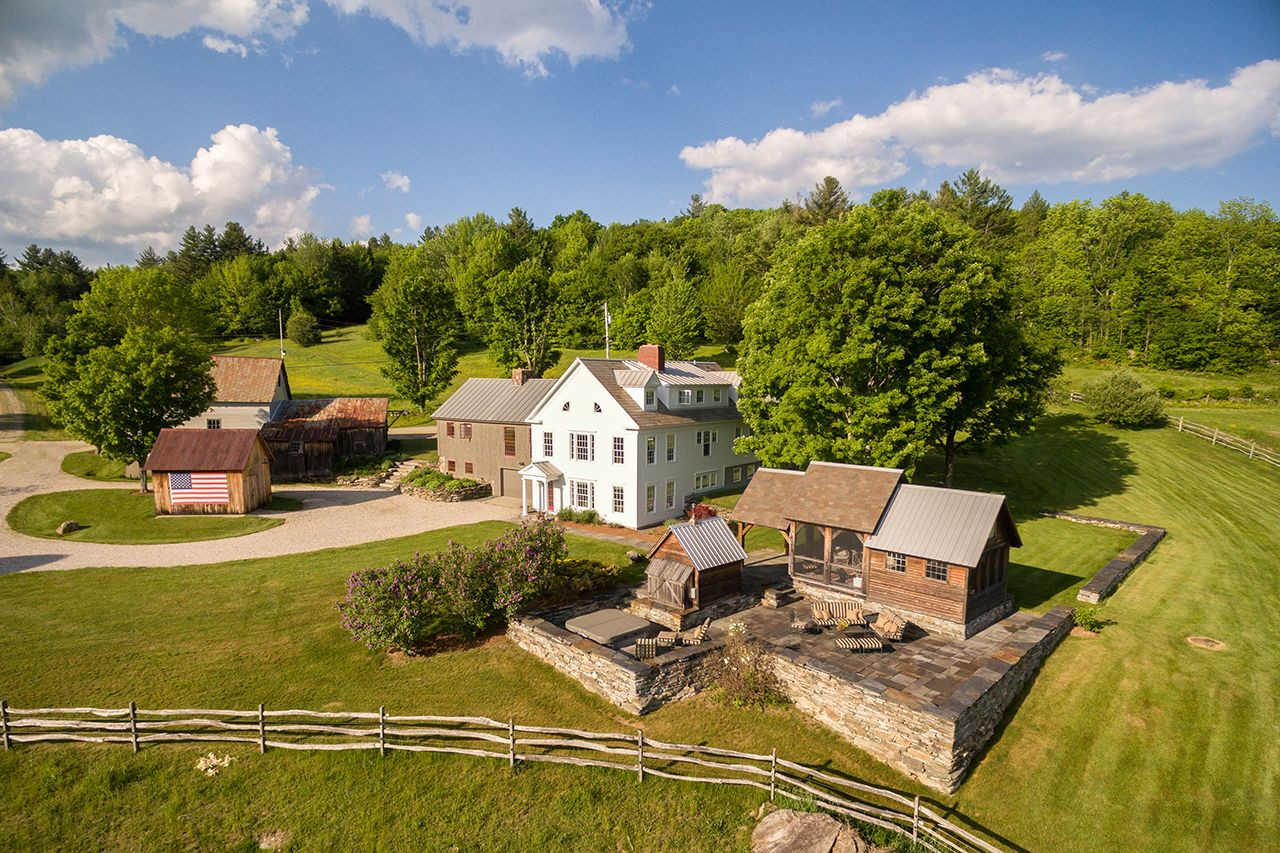 Single Family Home for Sale at Foster Farm 83 Piper Hill Rd Weston, Vermont,05161 United States