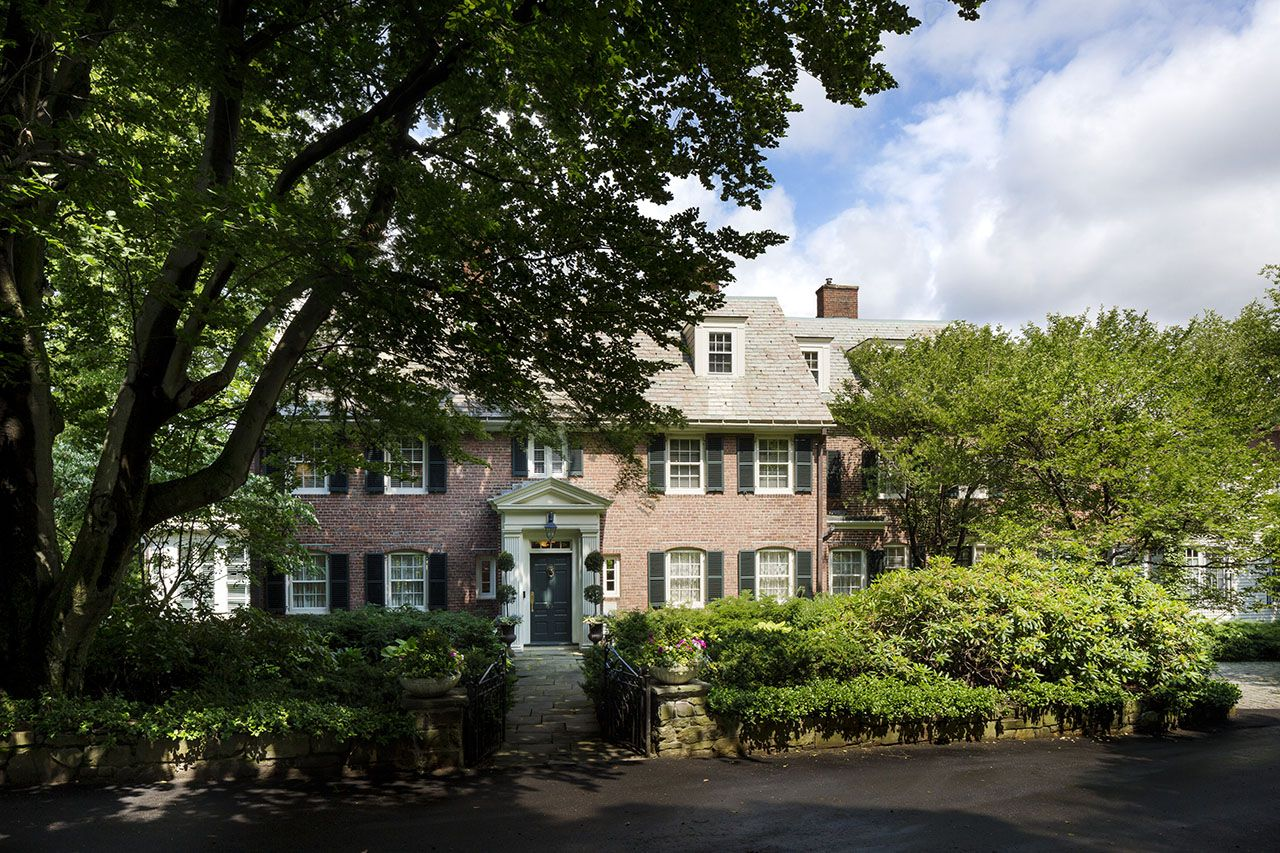Single Family Home for Sale at Essex Road Estate 65 Essex Road Newton, Massachusetts,02467 United States