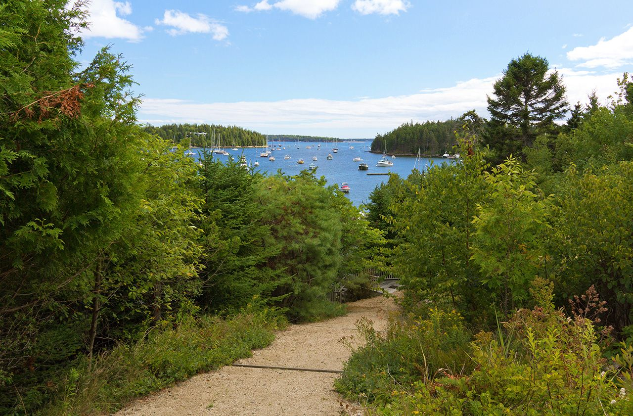 Additional photo for property listing at Journey's End 61 Harborside Road Northeast Harbor, Maine,04662 Hoa Kỳ