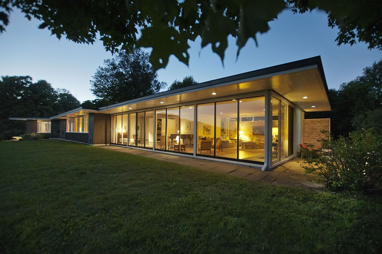Dublin mid century modern a luxury home for sale in for Modern estate homes