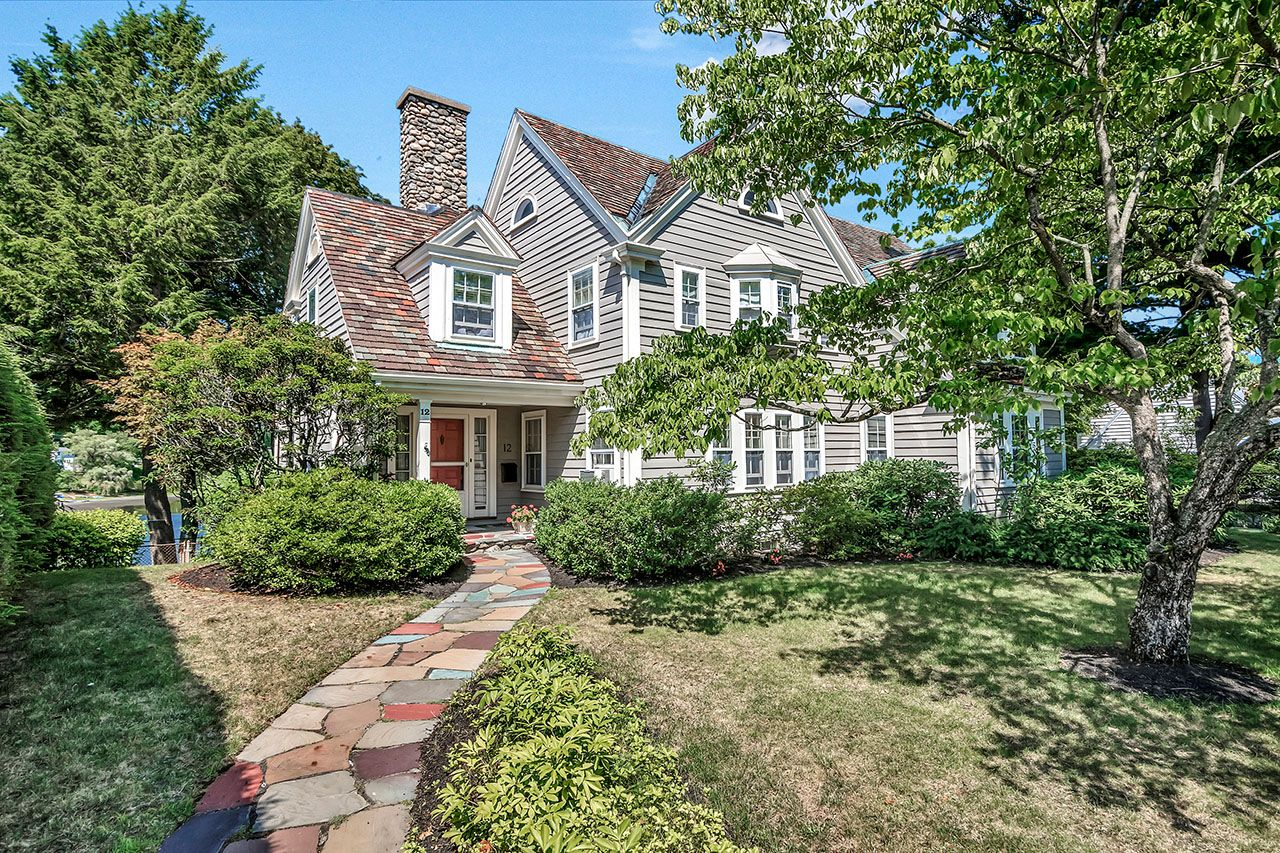 Single Family Home for Sale at On Winter Pond 12 Dartmouth Street Winchester, Massachusetts,01890 United States
