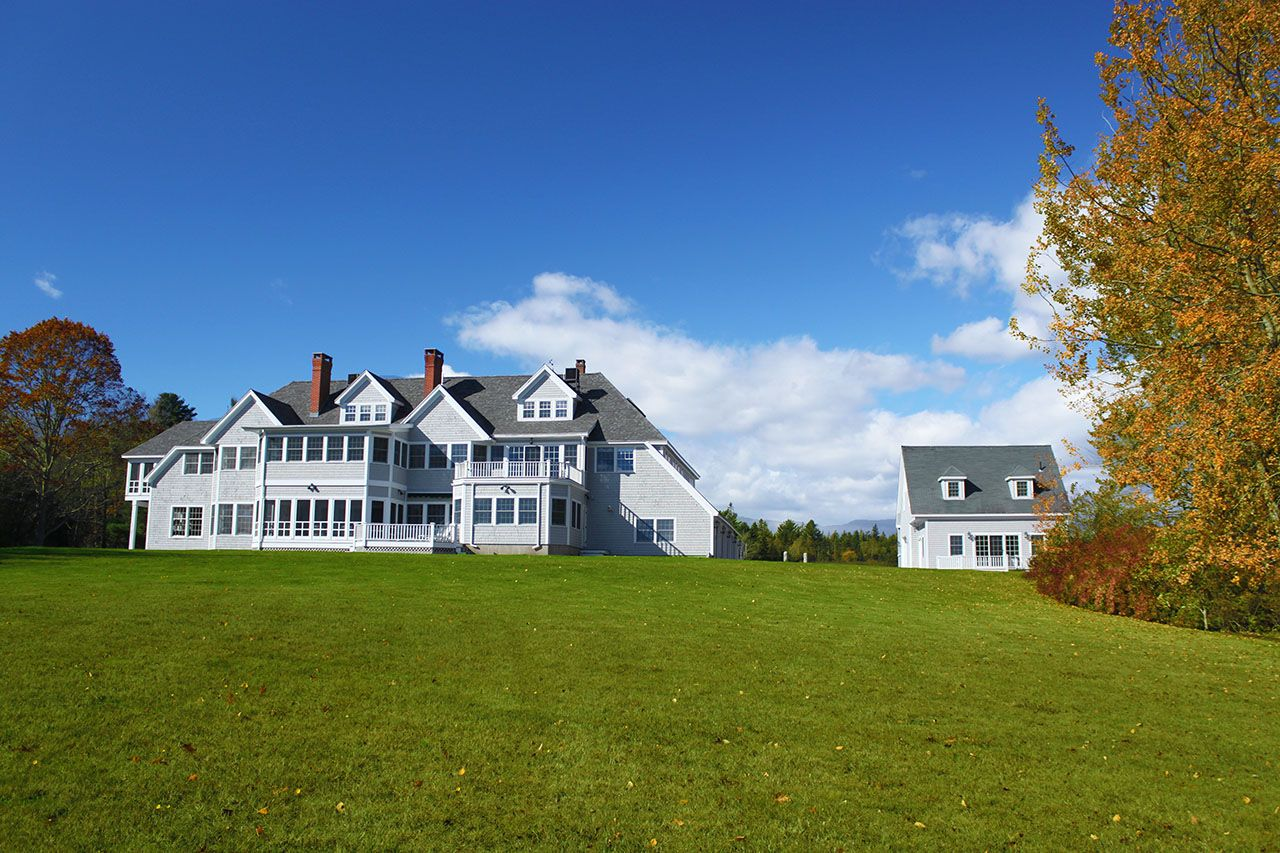 Casa Unifamiliar por un Venta en Seacrest 684 Falls Bridge Road Blue Hill, Maine,04614 Estados Unidos
