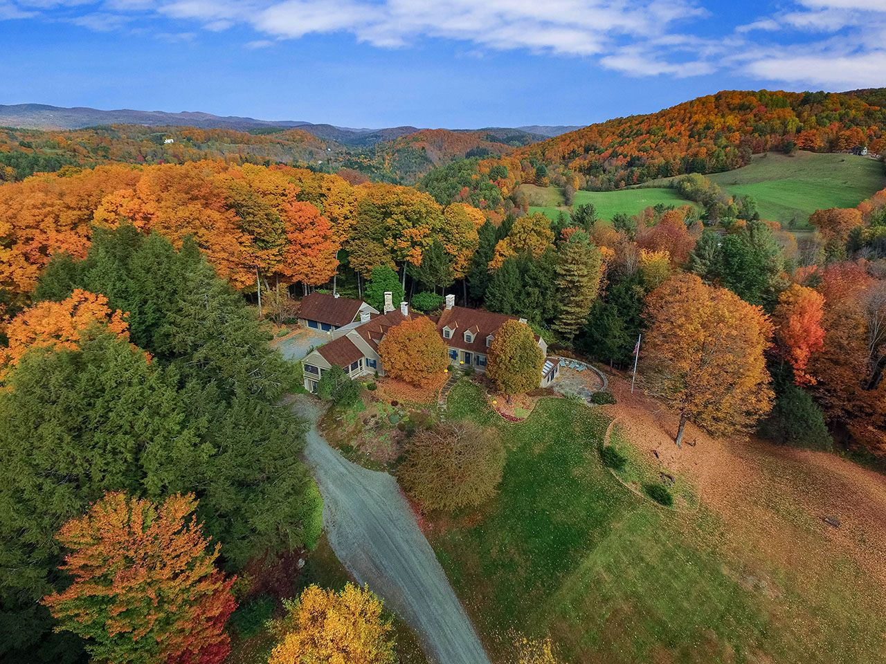 Single Family Home for Sale at Havenwood 164 Hewitt Woodstock, Vermont,05091 United States