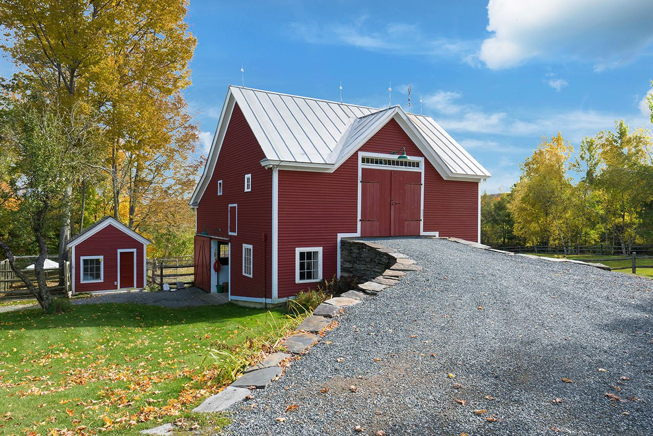Additional photo for property listing at Upper Farm 1497 Bowman Road Barnard, Vermont,05031 Stati Uniti