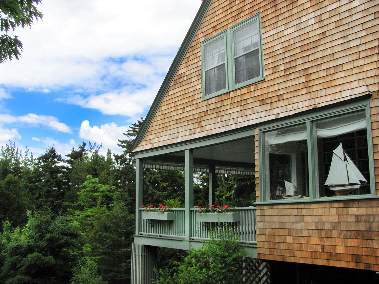 Additional photo for property listing at Passage West 24 New County Road Seal Harbor, Maine,04675 Vereinigte Staaten