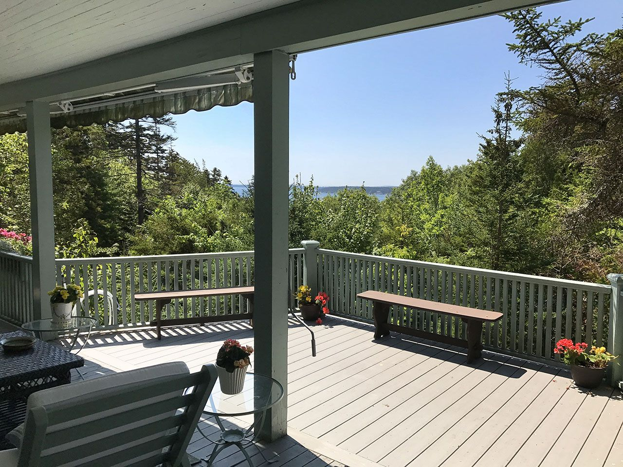 Additional photo for property listing at Passage West 24 New County Road Seal Harbor, Maine,04675 United States