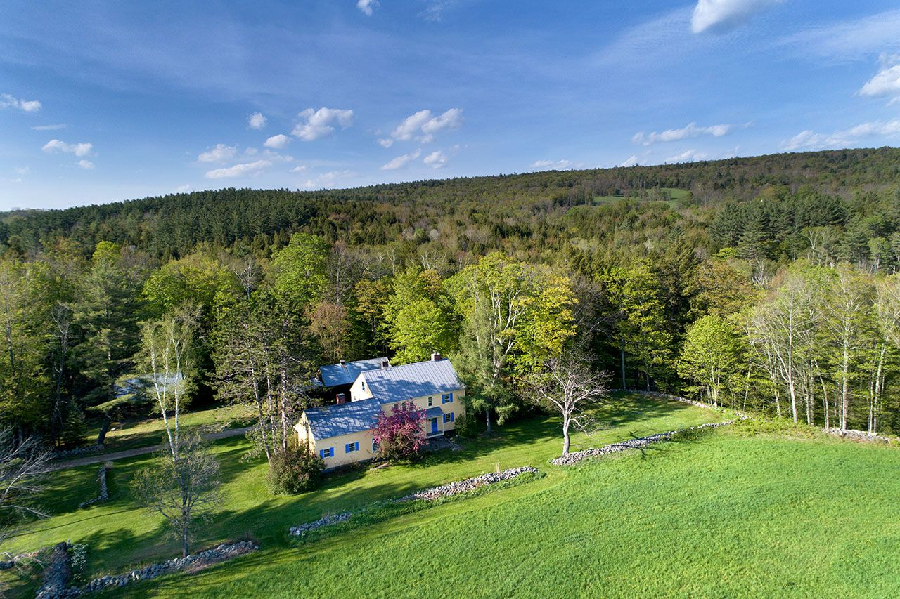 Single Family Home for Sale at Deer Meadow Farm 206 Heald Rd Andover, Vermont,05143 United States