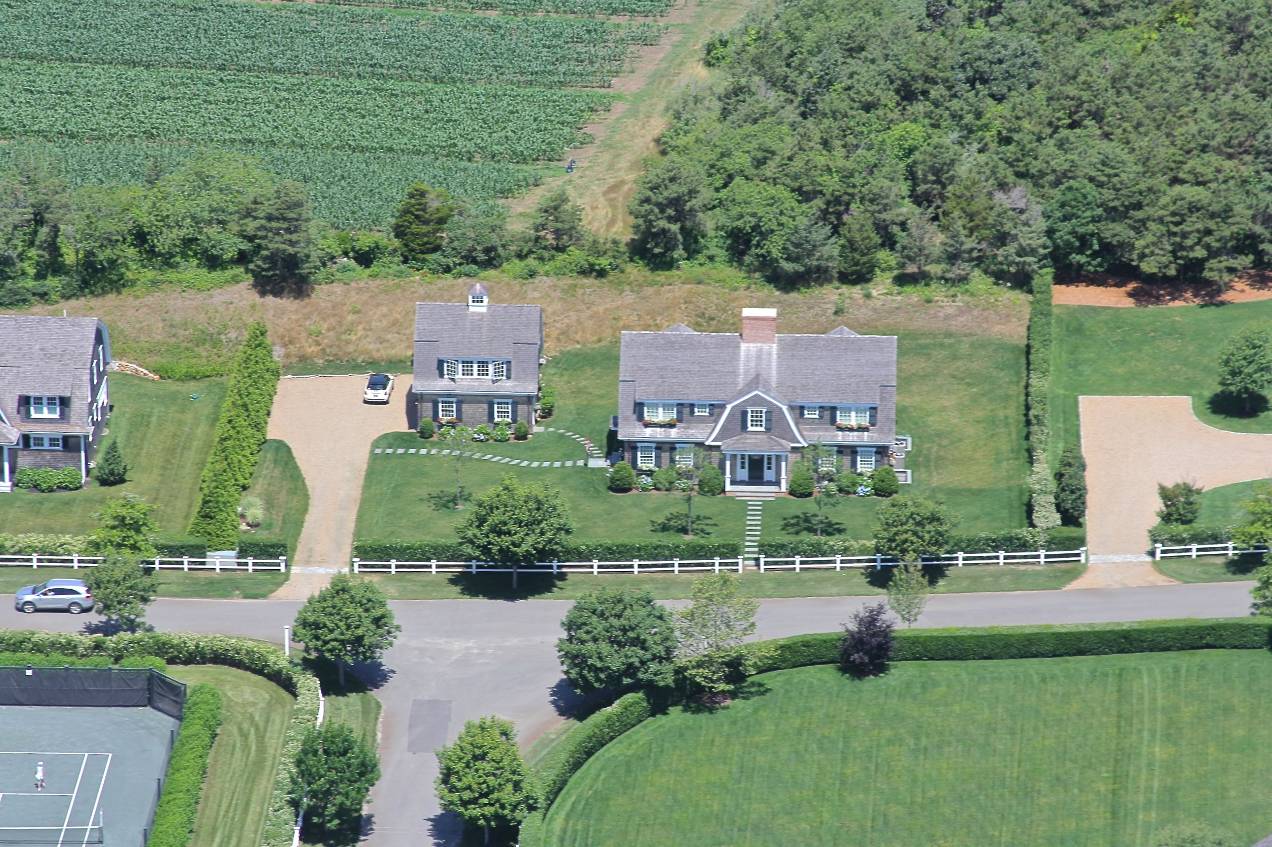 Single Family Home for Sale at 14 Field Club Drive 14 Field Club Drive Edgartown, Massachusetts,02539 United States